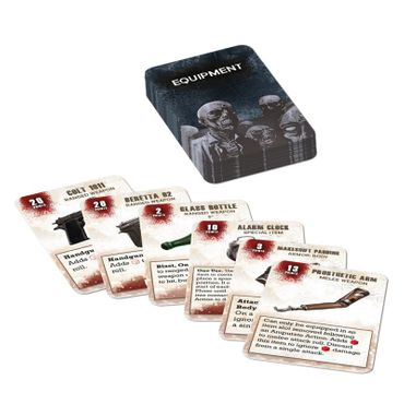 The Walking Dead Equipment Booster (Englisch) All Out War – Bild 1