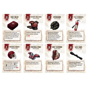 The Walking Dead Equipment Booster (Englisch) All Out War – Bild 5