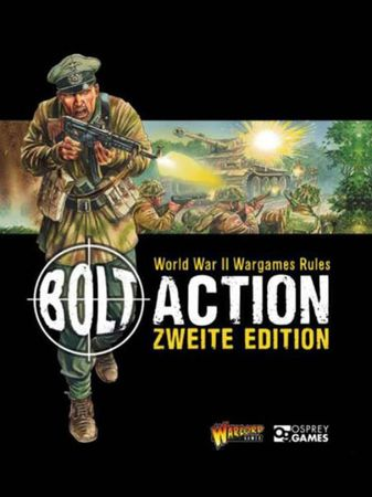 Bolt Action 2 Edition Regelwerk (Deutsch)