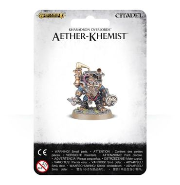 Kharadron Overlords Aether Khemist