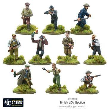 British LDV Section 28mm – Bild 2