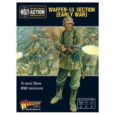 Early War Waffen SS Squad (1939-1942) 28mm – Bild 1