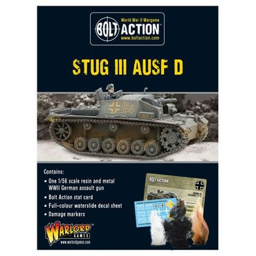 Early Stug D 28mm – Bild 1