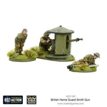 British Home Guard Smith Gun 28mm – Bild 1