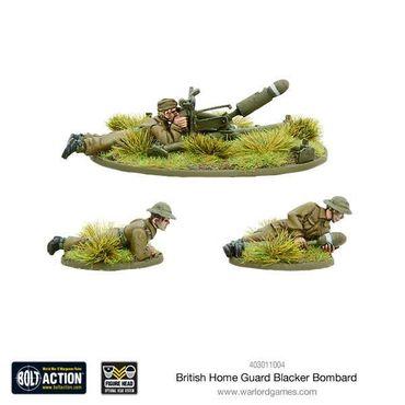 British Blacker Bombard (Spigot Mortar) 28mm – Bild 2