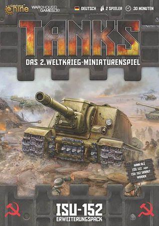 TANKS Soviet ISU122 / ISU152 Erweiterung (Deutsch) – Bild 1