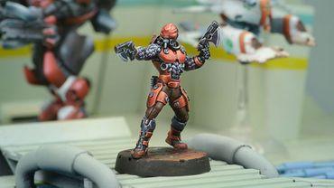 Nomads Gecko Pilot (2 Assault Pistols) – Bild 3