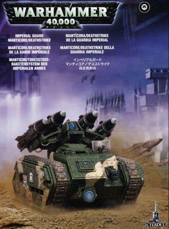 Astra Militarum Manticor / Deathstrike [GW WEB EXKLUSIV]