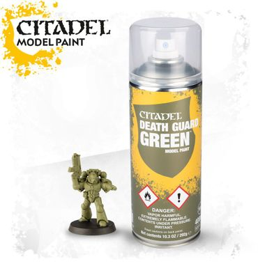 Citadel Death Guard Green Grundierspray 400ml