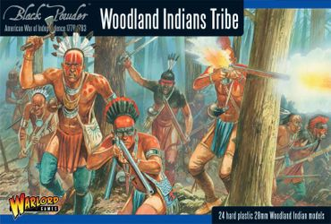 Woodland Indians Tribe American War of Independence (24) – Bild 1
