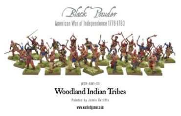 Woodland Indians Tribe American War of Independence (24) – Bild 2