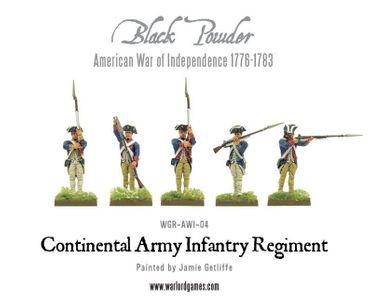Continental Infantry Regiment American War of Independence (30) – Bild 4