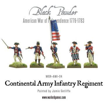 Continental Infantry Regiment American War of Independence (30) – Bild 3