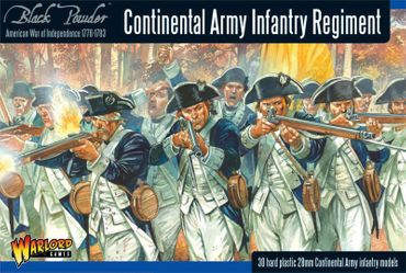 Continental Infantry Regiment American War of Independence (30)