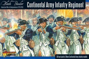 Continental Infantry Regiment American War of Independence (30) – Bild 1
