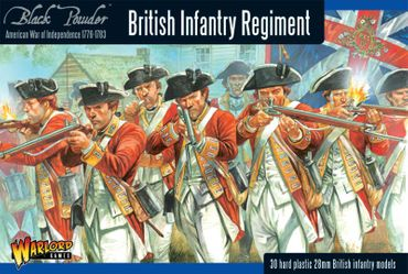 British Infantry Regiment American War of Independence (30) – Bild 1