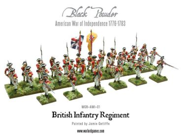 British Infantry Regiment American War of Independence (30) – Bild 2