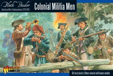 Colonial Militia Men American War of Independence (30) – Bild 1