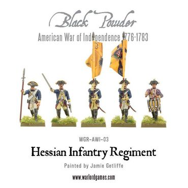 Hessian Regiment American War of Independence (30) – Bild 3