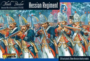 Hessian Regiment American War of Independence (30) – Bild 1