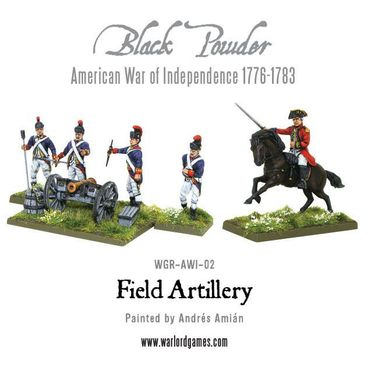 Field Artillery and Army Commanders American War of Independence (12) – Bild 2