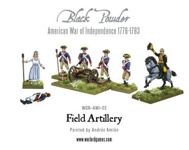 Field Artillery and Army Commanders American War of Independence (12) – Bild 3