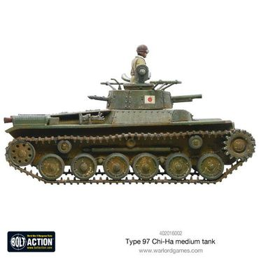 Typ 97 Chi-Ha Japanese Medium Tank 28mm – Bild 2