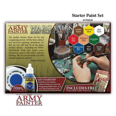 Warpaints Starter Paint Set – Bild 3