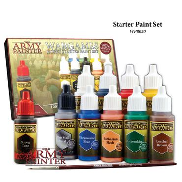 Warpaints Starter Paint Set – Bild 2