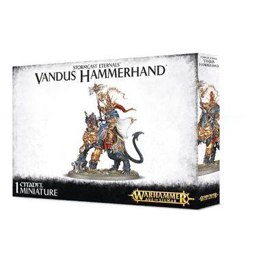 Stormcast Eternal Vandus Hammerhand