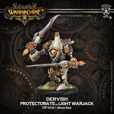 Protectorate of Menoth Dervish / Purifier / Devout Light Warjack – Bild 2