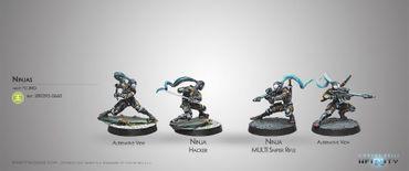 Yu Jing Ninjas (Multi Sniper Rifle / Hacker) – Bild 1