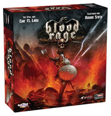 Blood Rage Grundspiel (Deutsch) – Bild 1