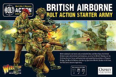 Bolt Action Starter Army - British Airborne 28mm