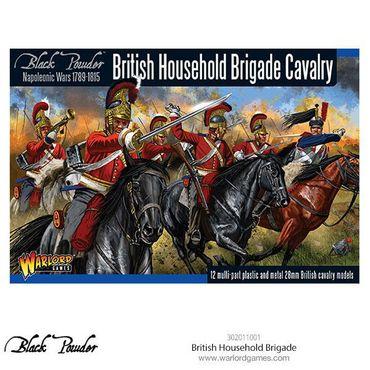 British Household Brigade Cavalry Napoleonic Wars (12) – Bild 1