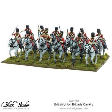 British Union Brigade Cavalry Napoleonic Wars (12) – Bild 3