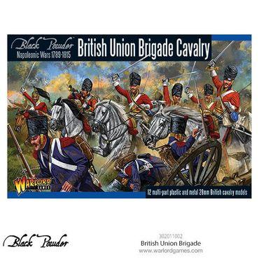 British Union Brigade Cavalry Napoleonic Wars (12) – Bild 1