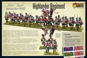 Highlanders Regiment Napoleonic Wars (24) – Bild 2