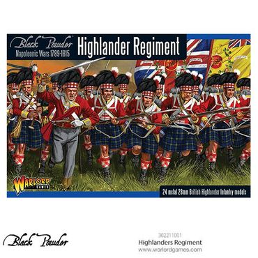 Highlanders Regiment Napoleonic Wars (24) – Bild 1