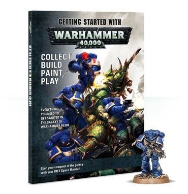 Getting Started with Warhammer 40.000 (Deutsch)