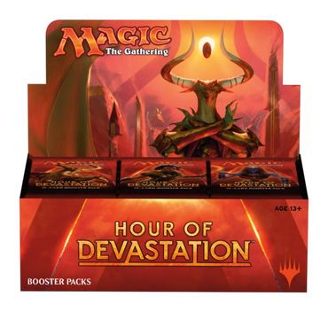 Hour of Devastation Booster Pack Display (Englisch)