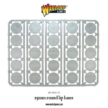 Bolt Action Bag of Round Bases (45) – Bild 2