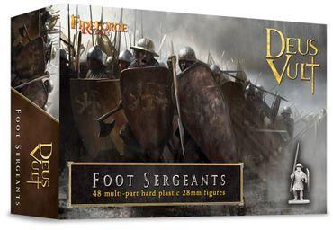 Foot Sergeants – Bild 1