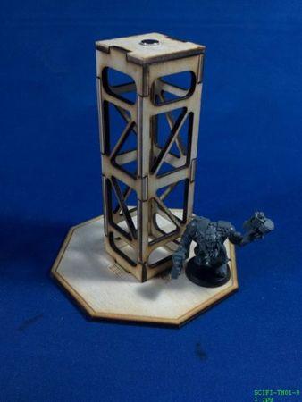 Turm Modul / Gerüstturm – Bild 1