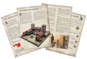Deus Vult Burn and Loot Rulebook (Englisch) – Bild 2
