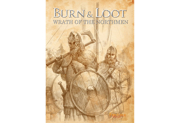 Deus Vult Burn and Loot Wrath of the Northmen (Englisch)