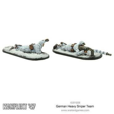Konflikt 47 German Heavy Sniper Team – Bild 2