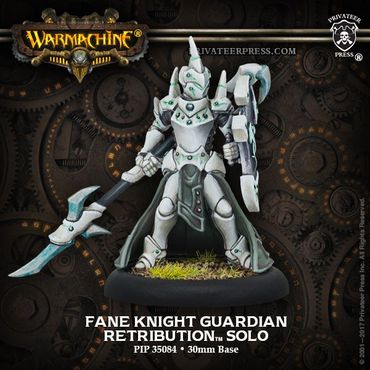 Retribution of Scyrah Fane Knight Guardian Solo