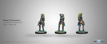 Tohaa Sukeul Commandos (Missile Launcher) – Bild 1