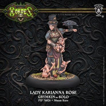 Grymkin Lady Karianna Rose Solo